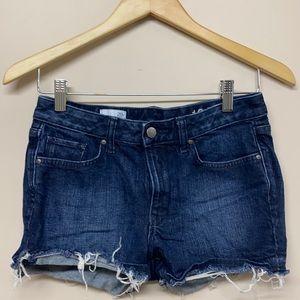 Gap slim cut shorts